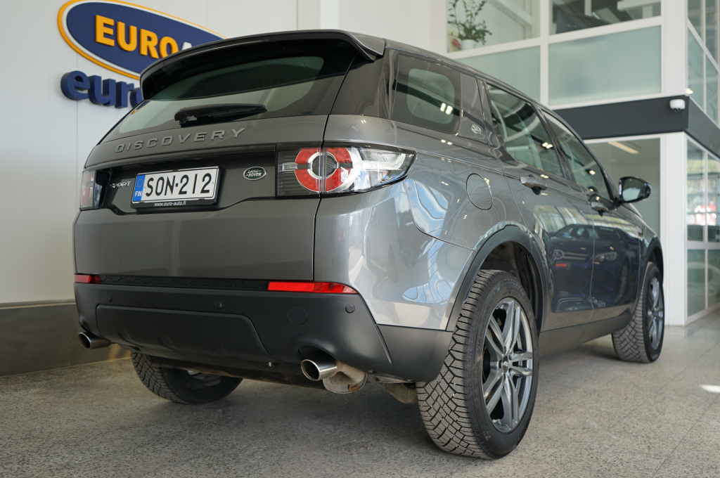 Land Rover Discovery Sport - EuroAuto